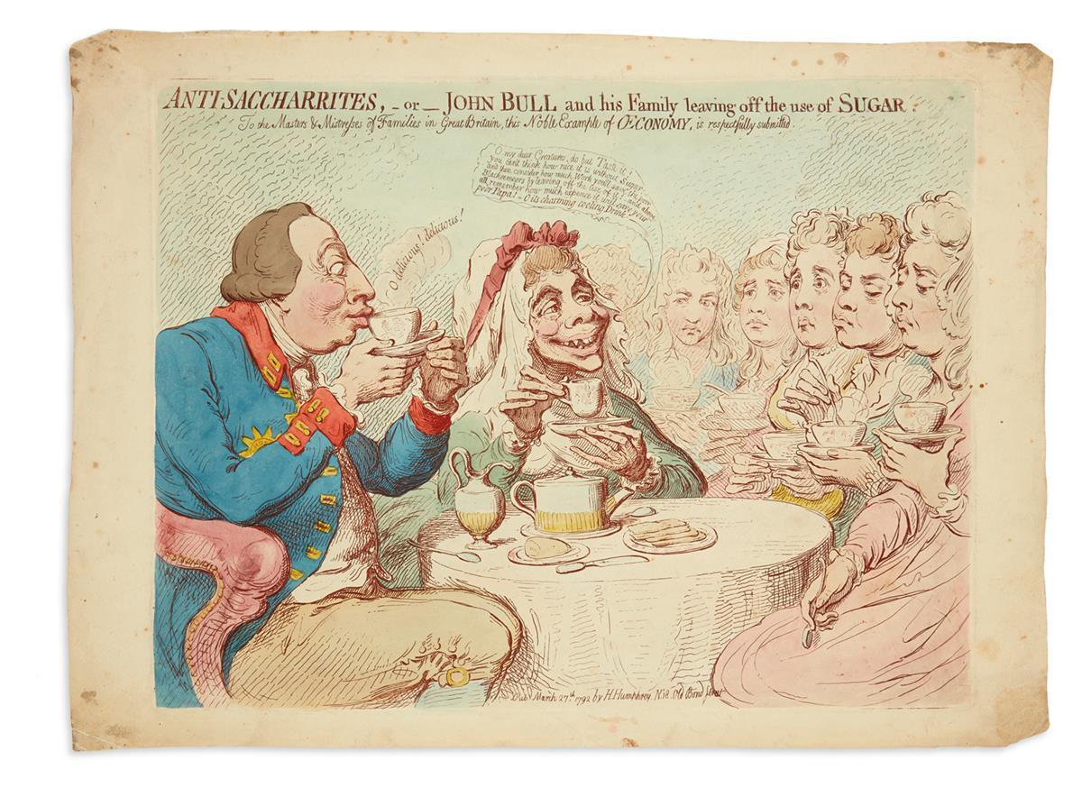 GILLRAY-JAMES-Anti-SaccharritesorJohn-Bull-and-his-Family-Le