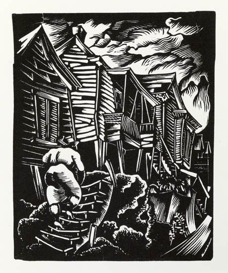 HALE WOODRUFF (1900 - 1980) Selections from the Atlanta Period.