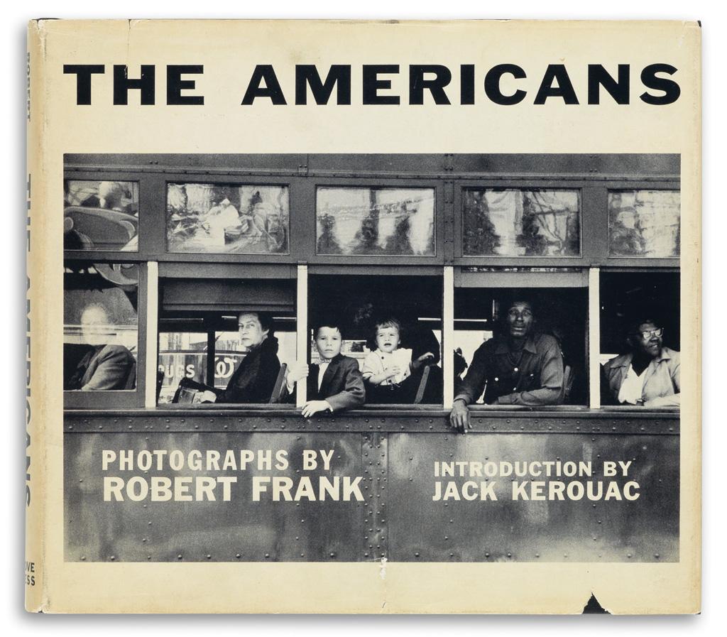 ROBERT FRANK. The Americans.