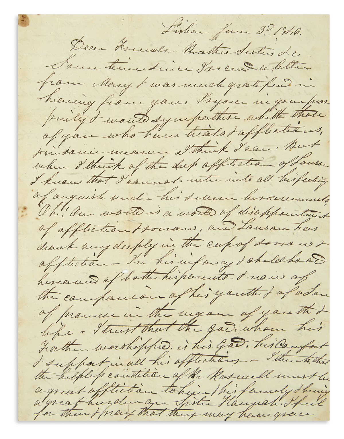 (SLAVERY-AND-ABOLITION)-Day-Alvah-Letter-by-an-abolitionist-