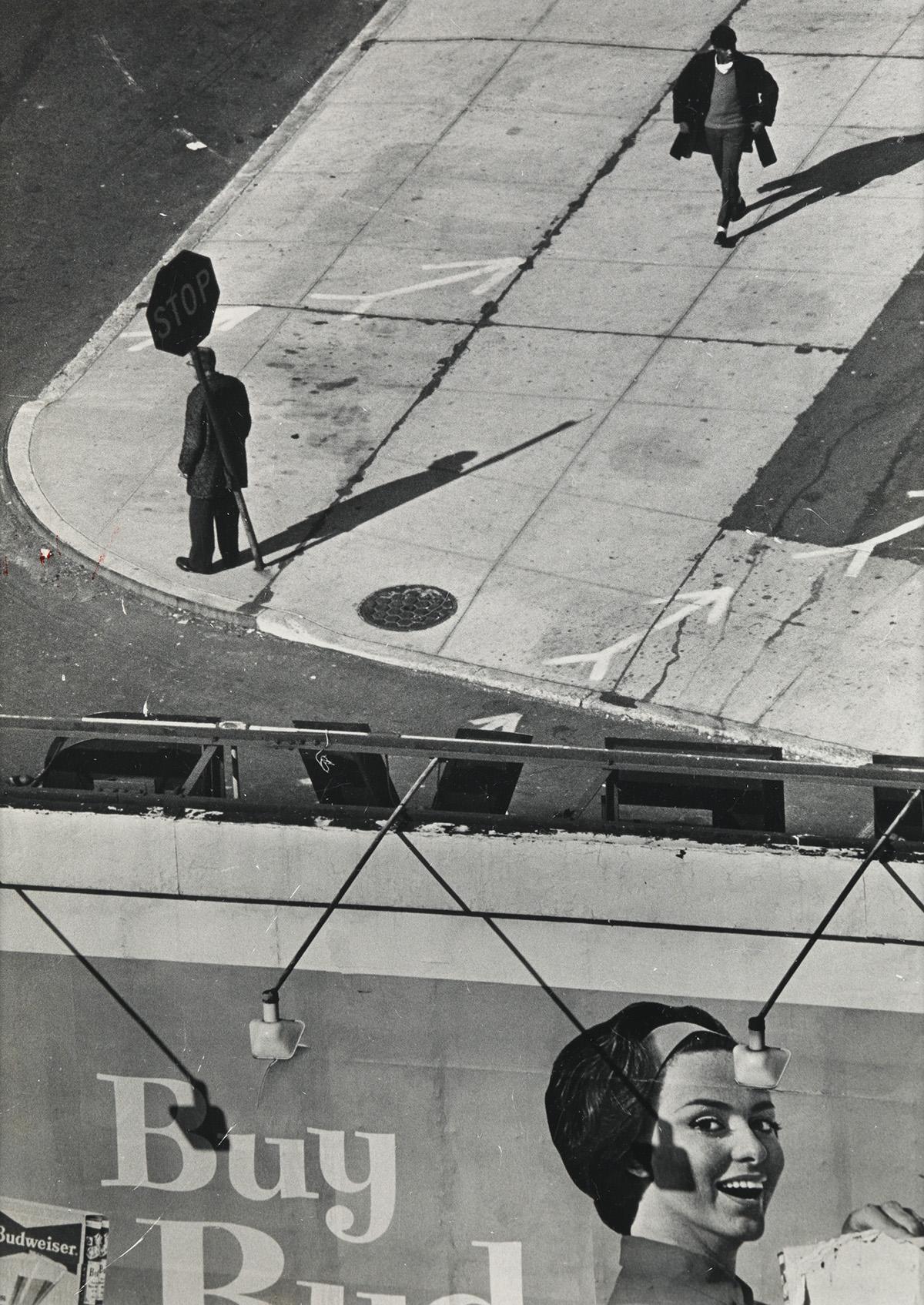 ANDRÉ KERTÉSZ (1894-1985) Billboard.