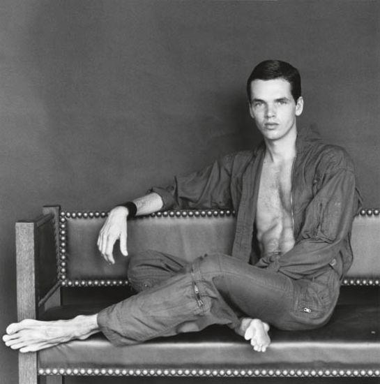 MAPPLETHORPE, ROBERT (1946-1989) Marcus Leatherdale.