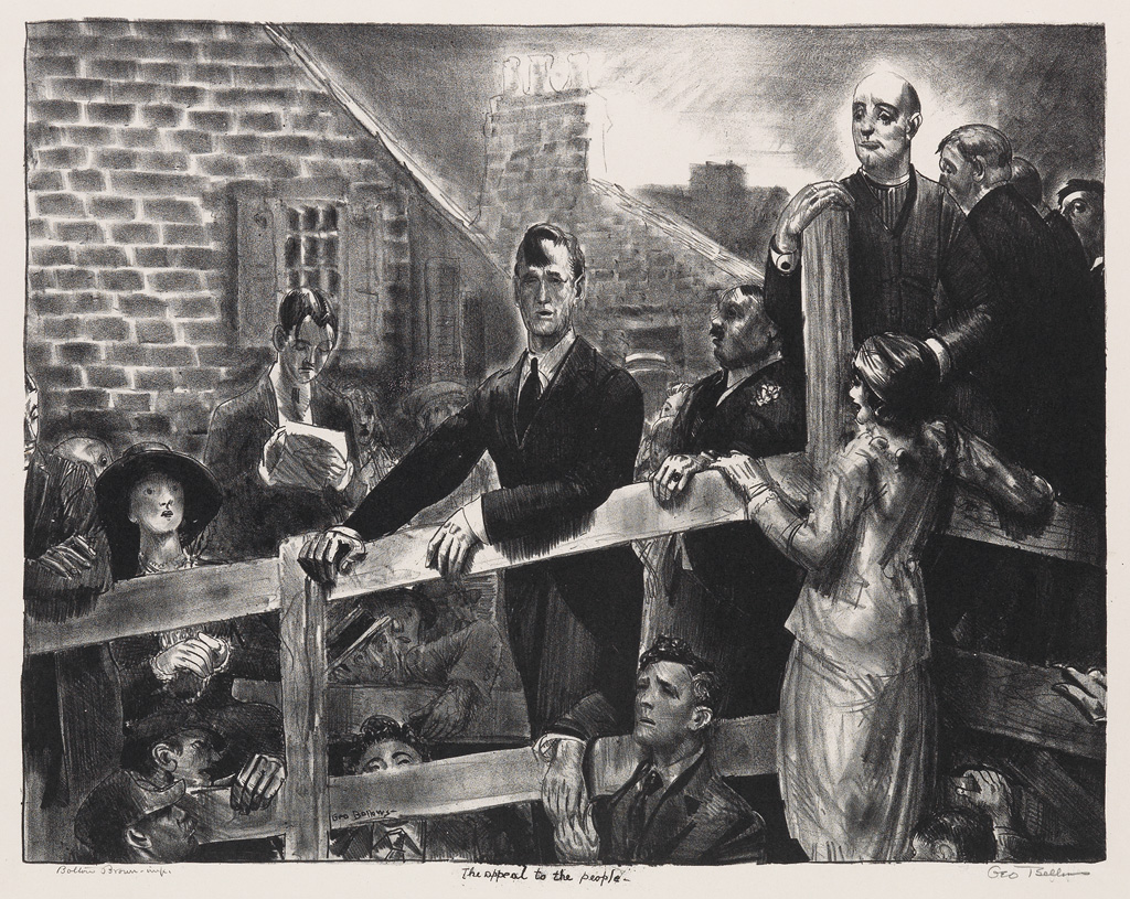 GEORGE-BELLOWS-The-Appeal-to-the-People