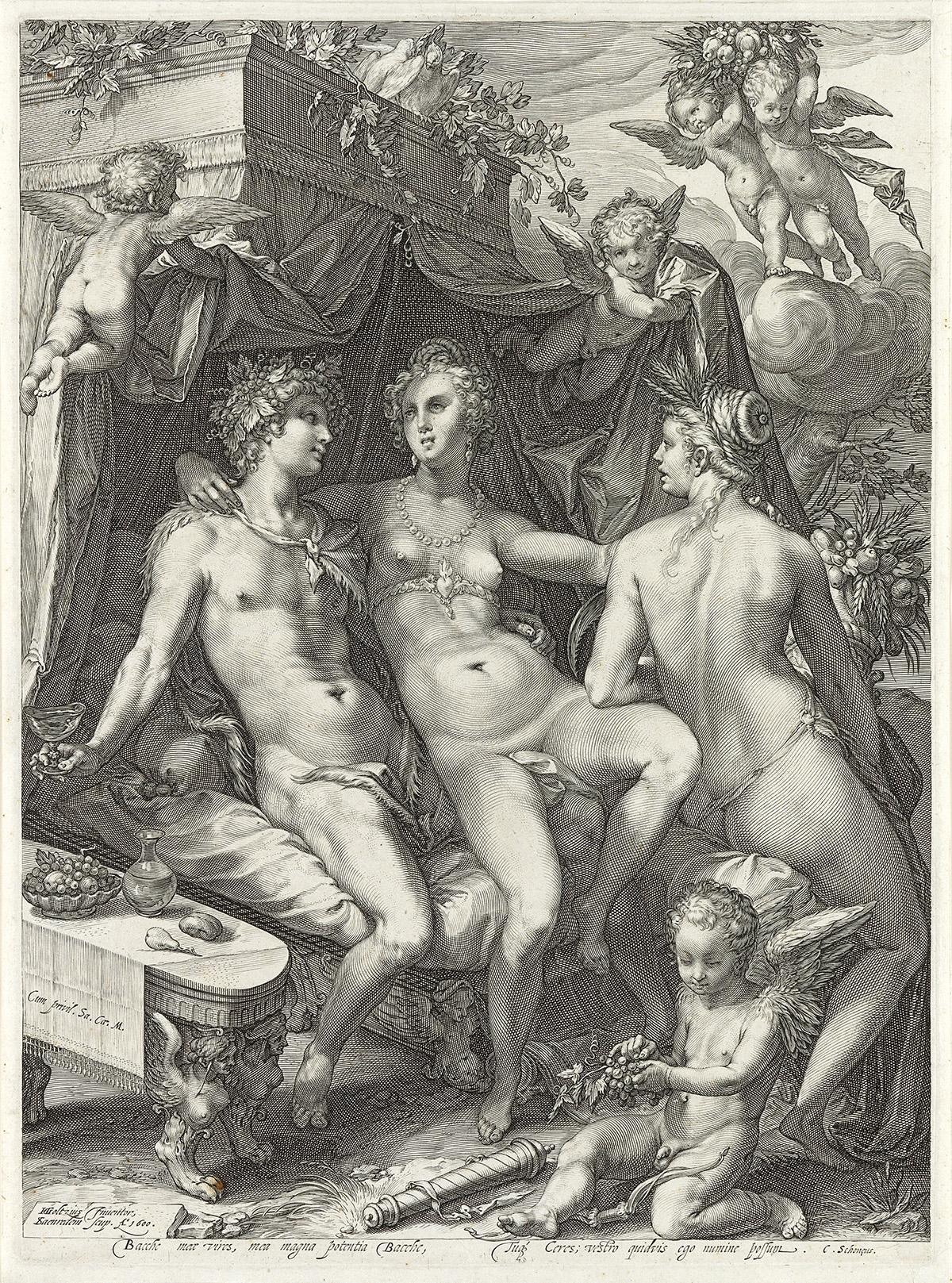 JAN-SAENREDAM-(after-Goltzius)-Bacchus-Ceres-and-Venus