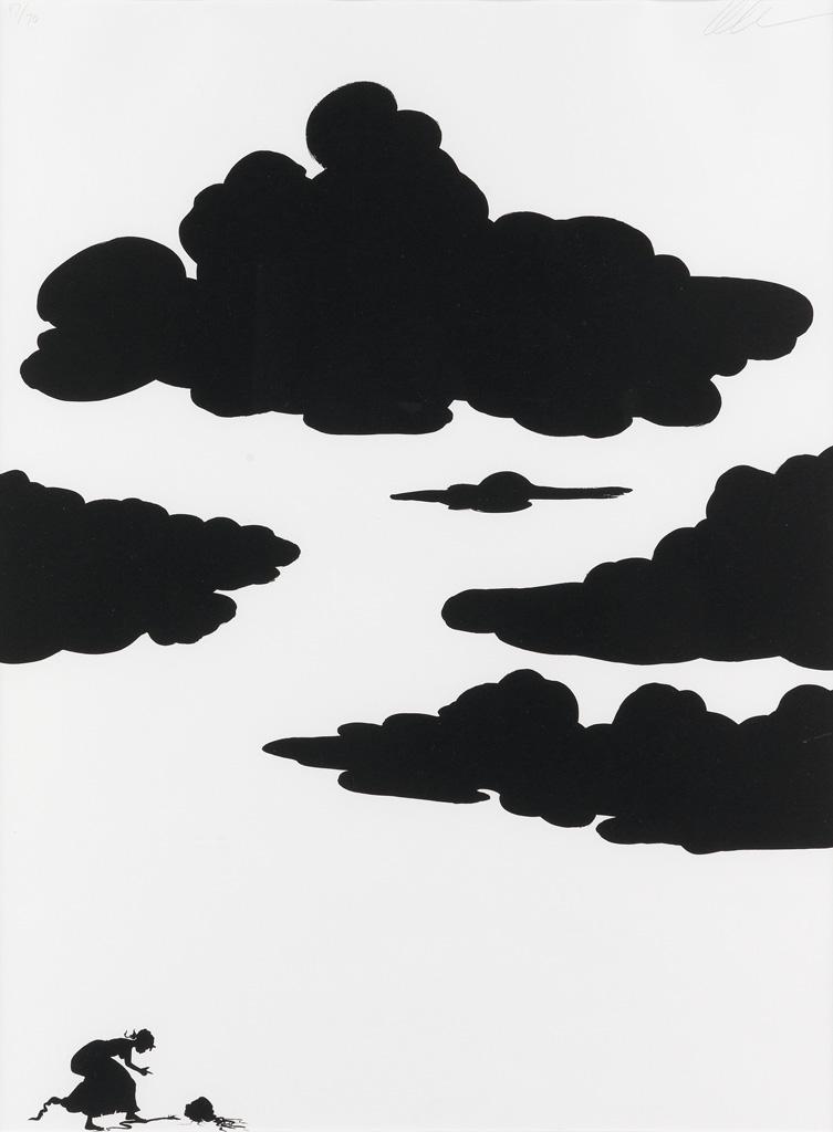 KARA-WALKER-(1969-----)-Untitled