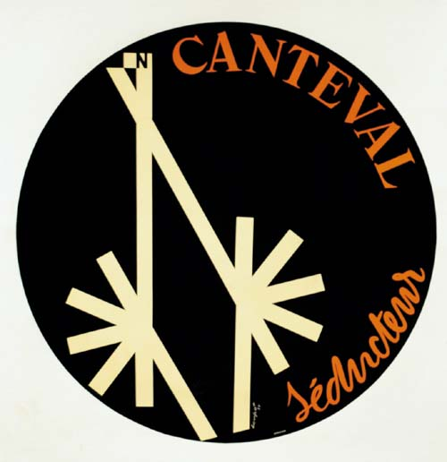 CANTEVAL-1955-30x30-inches-in-diameter-Draeger
