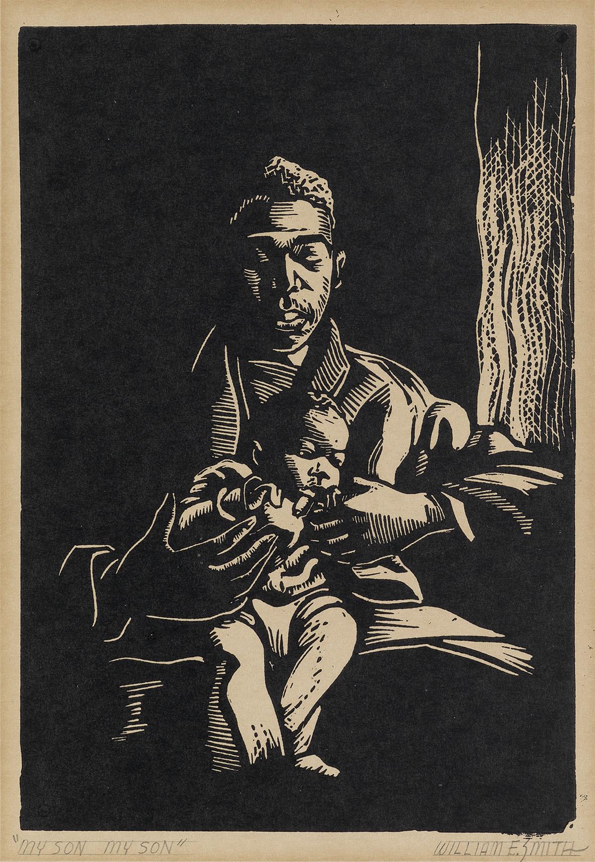 WILLIAM-E-SMITH-(1913---1977)-My-Son-My-Son