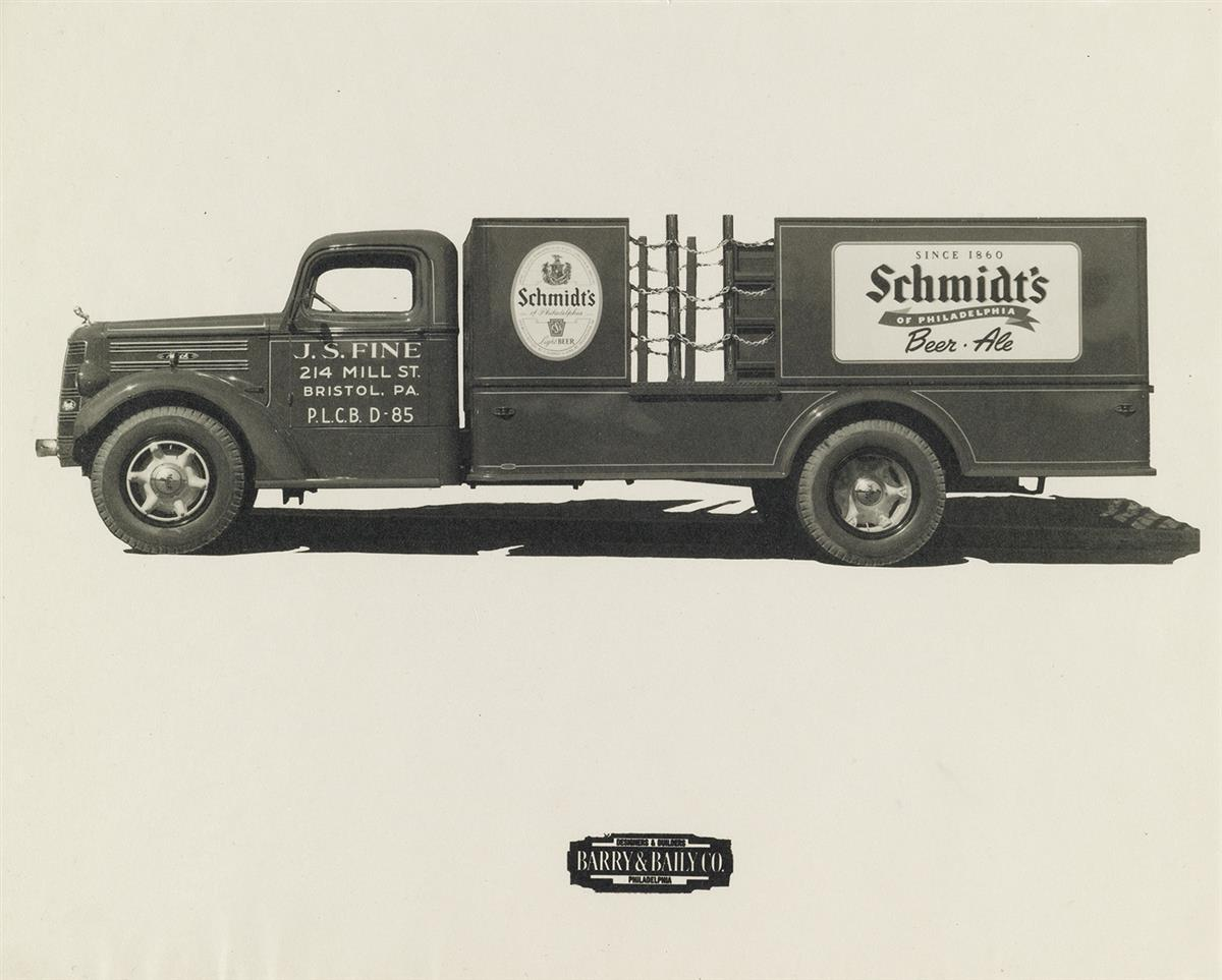 (COMMERCIAL-TRUCKS)-A-collection-of-approximately-60-photogr