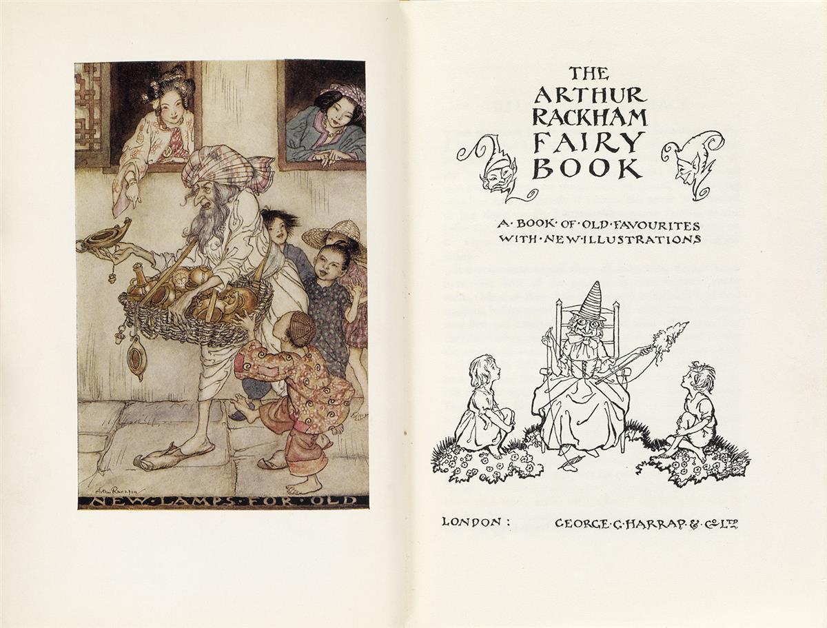 RACKHAM-ARTHUR-The-Arthur-Rackham-Fairy-Book
