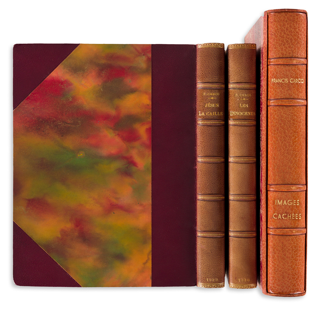 FRANCIS CARCO (1886-1958) Three Limited Edition Titles.