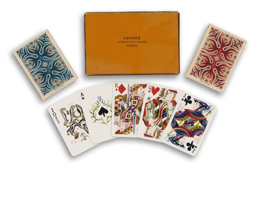 ADOLPHE-MOURON-CASSANDRE-(1901-1968)-[HERMÈS-PLAYING-CARDS]-