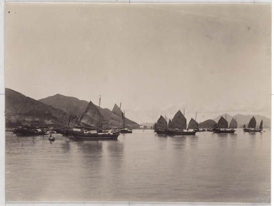 (CHINA)-Select-group-of-11-rare-photographs-of-China-with-6-