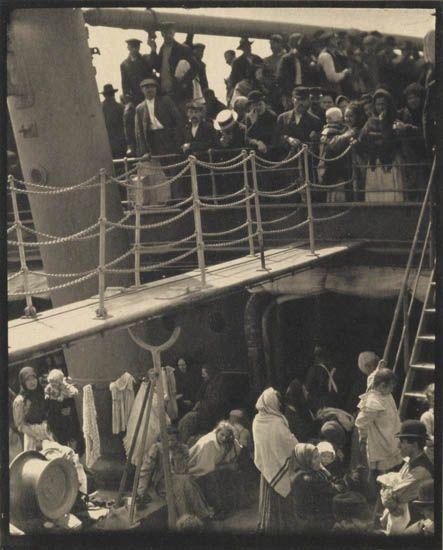 STIEGLITZ-ALFRED-(1864-1946)-The-Steerage