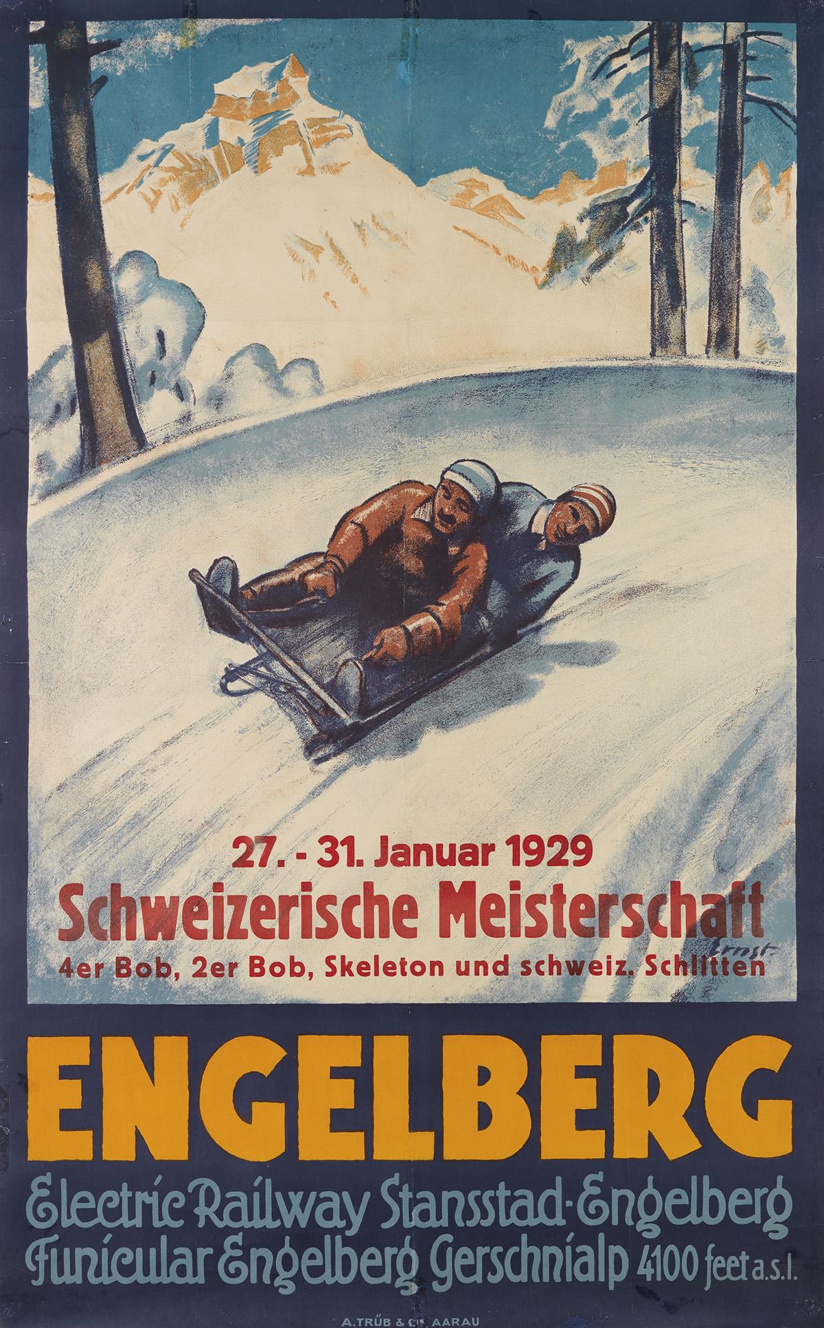 OTTO-ERNST-(1884-1967)-ENGELBERG--SCHWEIZERISCHE-MEISTERSCHA