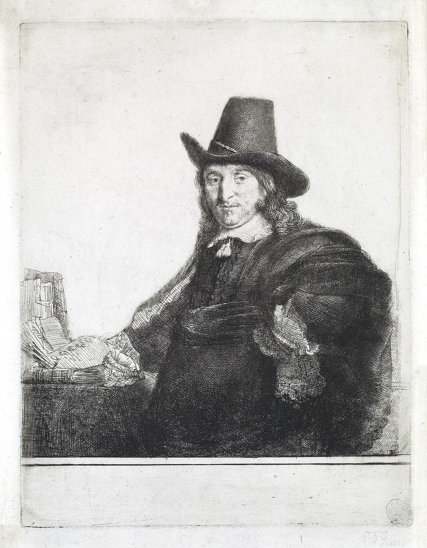 REMBRANDT-VAN-RIJN-Jan-Asselyn-Painter