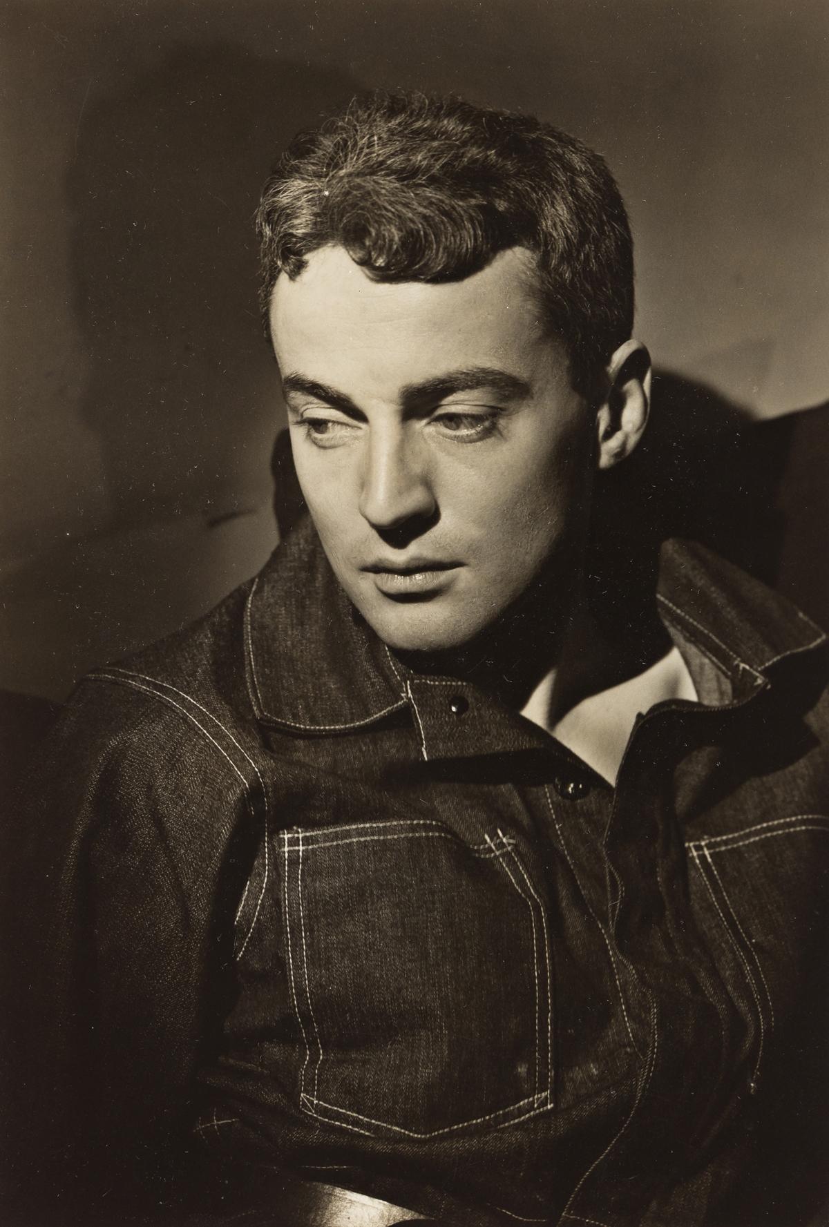 GEORGE HOYNINGEN-HUENE (1900-1968) Portrait of George Platt Lynes.