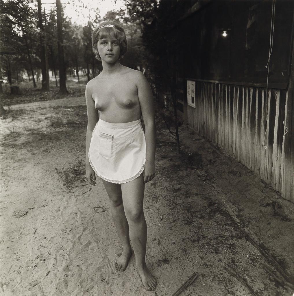 Image result for diane arbus nudist camp