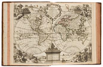 LE ROUGE, GEORGES LOUIS. Introduction a la Geographie.
