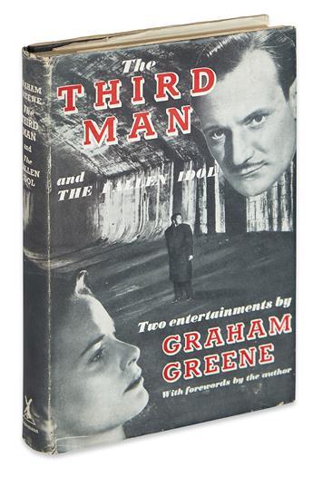 GREENE, GRAHAM. Third Man and the Fallen Idol.