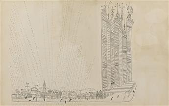 SAUL STEINBERG. Chicago: The Second City.