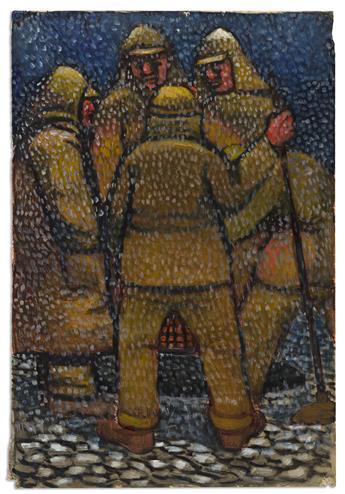 BENJAMIN KOPMAN (1887-1965) Untitled.