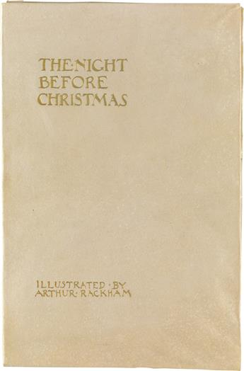 (RACKHAM-ARTHUR)-Moore-Clement-C-The-Night-Before-Christmas