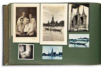 Ellis, Aller Gustin (1868-1953) Archive of Photographs, Journals & Ephemera, Thailand, 1923-1938.