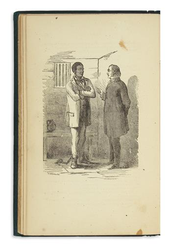 (LITERATURE.) Brown, William Wells. Clotelle: or, The Colored Heroine, a Tale of the Southern States.