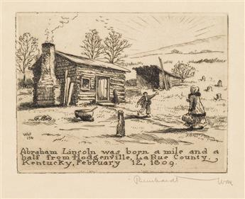 WALL-BERNHARDT-Following-Abraham-Lincoln