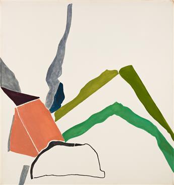 JACK ROTH (1927 - 2004, AMERICAN) Metamorphosis.