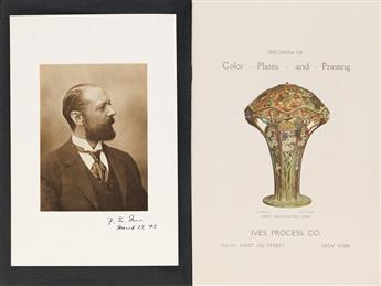 (BOOK-ARTS--PRINTING)-Ives-Frederic-Eugene-Specimens-of-Colo