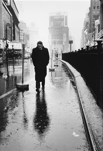 DENNIS STOCK (1928-2010) James Dean: A Memorial Po