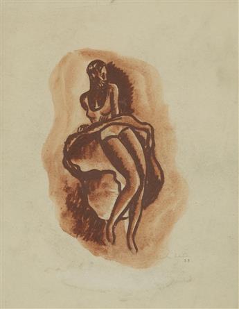 CHARLES ALSTON (1907 - 1977) Cotton Club Dancer.