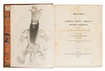 Porter, Robert Ker (1772-1842) Travels in Georgia,