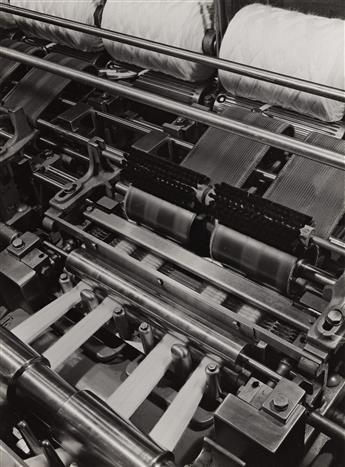 ALBERT RENGER-PATZSCH (1897-1966) A group of 5 industrial studies.