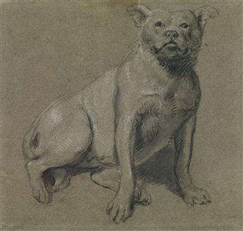 JAMES-WARD-(ATTRIBUTED-TO)-(London-1769-1859-Cheshunt)-Study