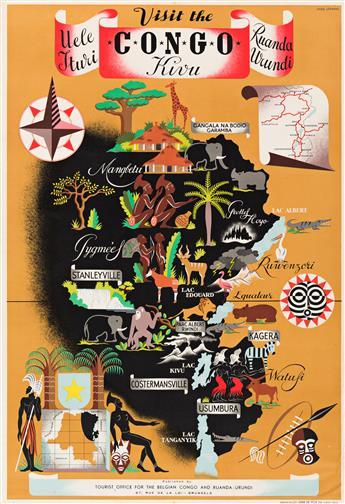 Josse-Léonard-(Dates-Unknown)--VISIT-THE-CONGO--KIVU-Circa-1
