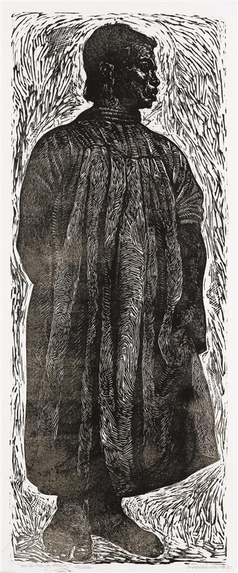 CHARLES WHITE (1918 - 1979) Solid as a Rock (My Go