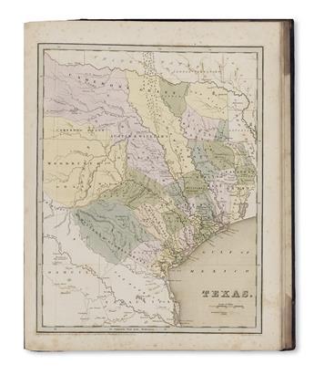 BRADFORD, THOMAS GAMALIEL. An Illustrated Atlas, G