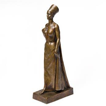 RICHMOND BARTHÉ (1901 - 1989) Black Majesty.