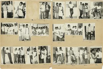 MALICK SIDIBÉ (1936-2016) A suite of 7 chemises ma
