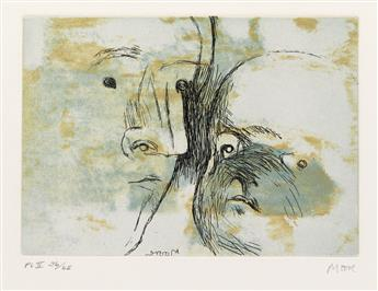 HENRY-MOORE-Two-prints-from-Mother-and-Child