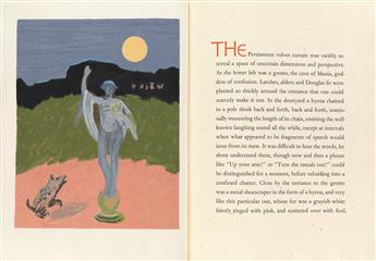 (LIMITED-EDITIONS-CLUB)-Ashbery-John-Description-of-a-Masque