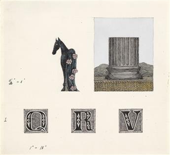 EDWARD GOREY. Q.R.V.
