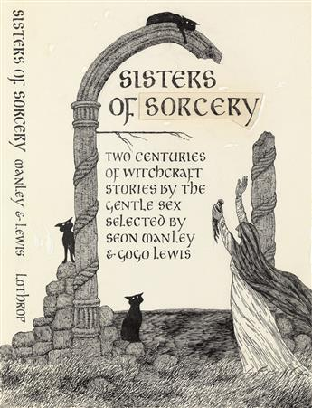 EDWARD GOREY. Sisters of Sorcery.