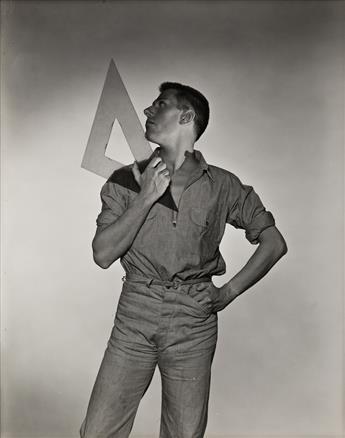 GEORGE PLATT LYNES (1907-1955) Paul Cadmus.
