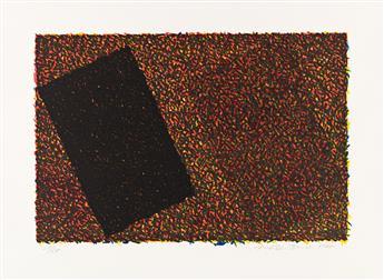MCARTHUR BINION (1946 - ) Untitled.