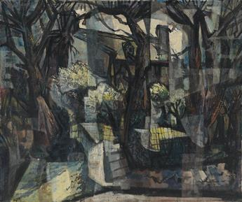 EDWARD L. LOPER, SR. (1916 - 2011) The Garden.