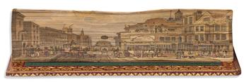 (FORE-EDGE PAINTING.) Finden's Illustrations of the Life and Works of Lord Byron.