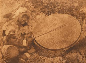 EDWARD S. CURTIS (1868-1952) Portfolio 20, The North American Indian.